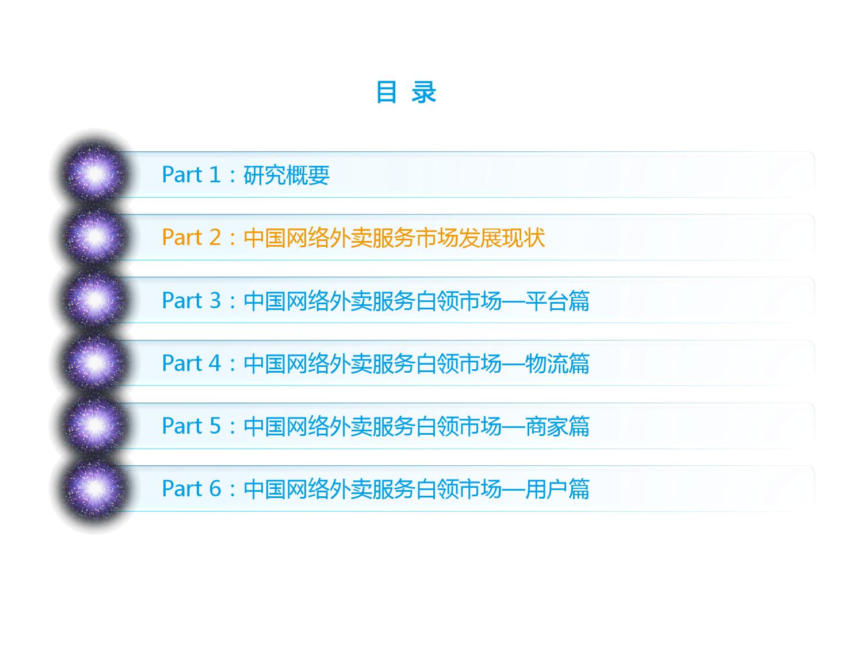 2016上半年中国白领网络外卖服务研究_000005