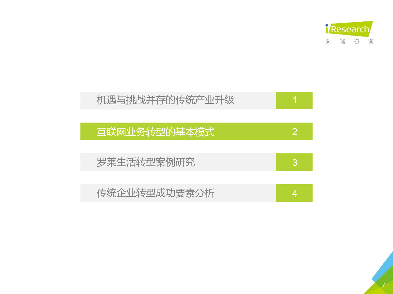 2016年中国上市公司互联网改造案例报告_000007