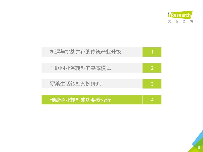 2016年中国上市公司互联网改造案例报告_000018