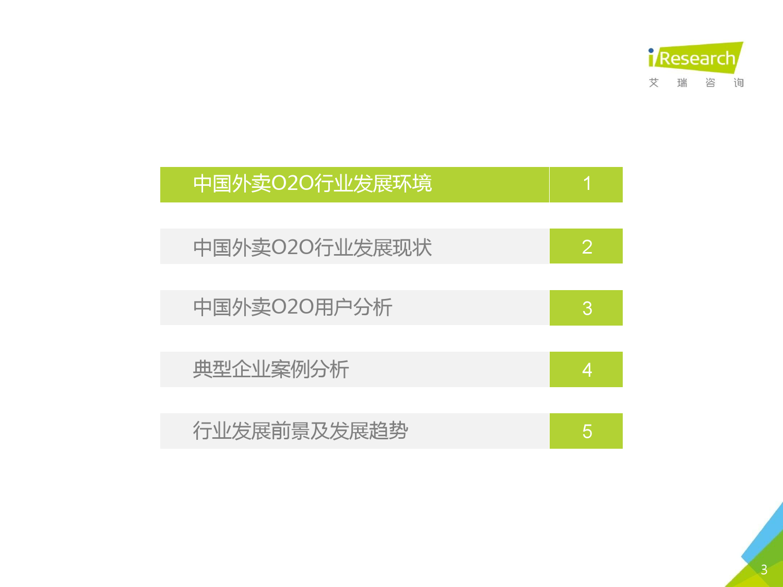 2016年中国外卖O2O行业发展报告_000003