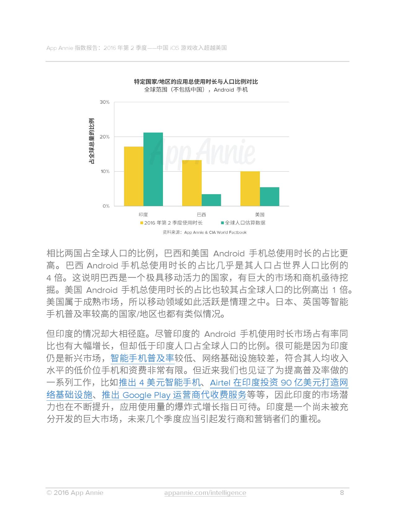 2016年Q2全球移动应用数据报告_000008