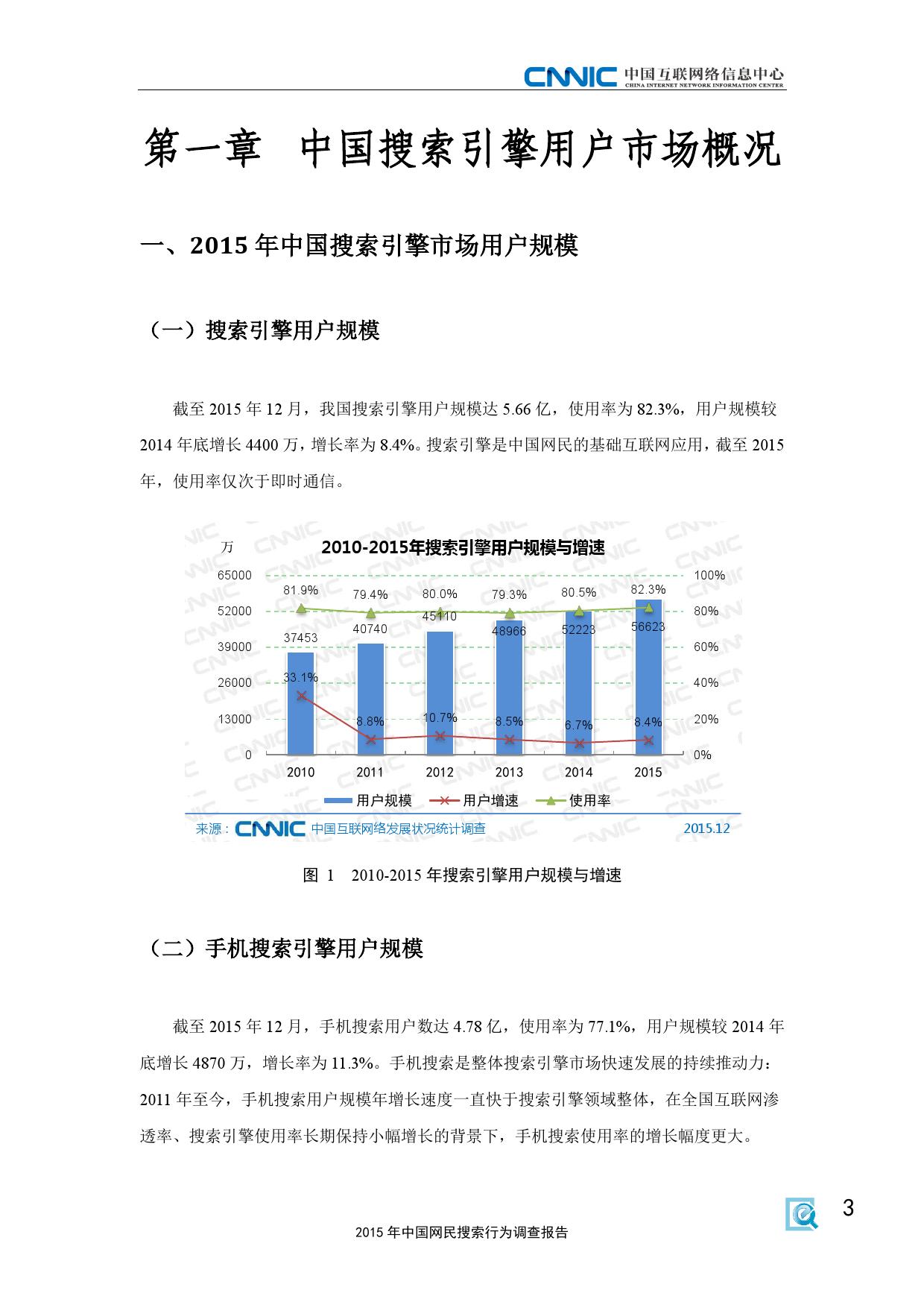 CNNIC:2015年中国网民搜索行为调查_000011