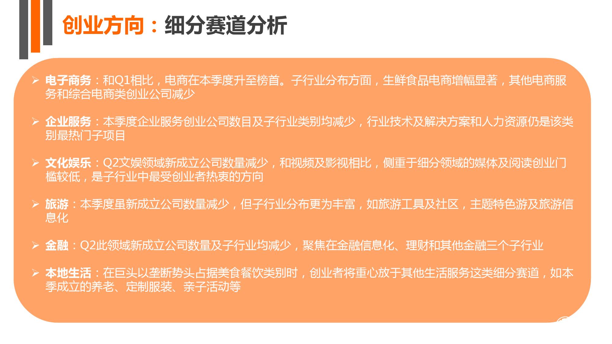 【IT桔子】2016年Q2中国互联网创业投资分析报告_000008