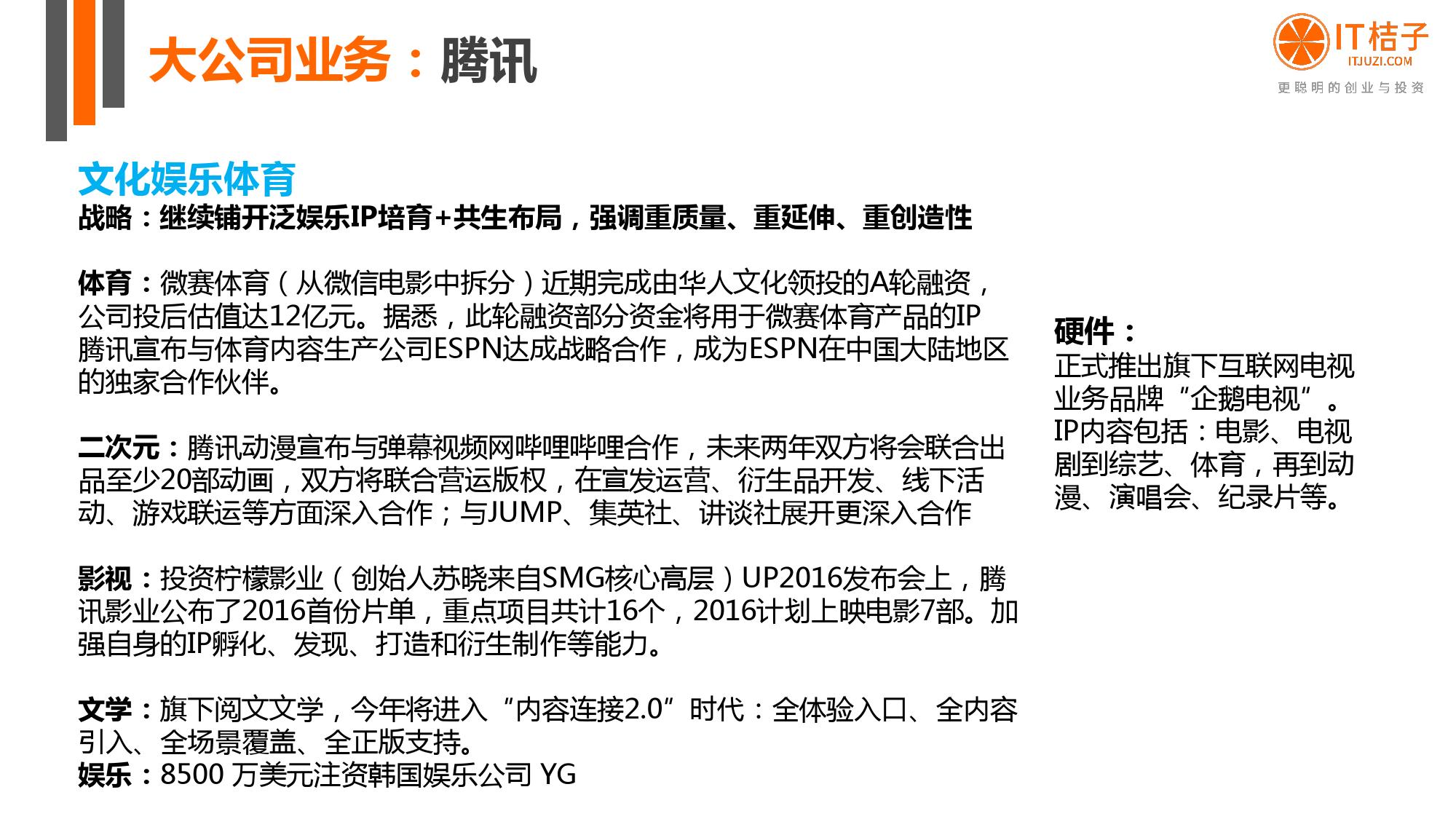 【IT桔子】2016年Q2中国互联网创业投资分析报告_000068