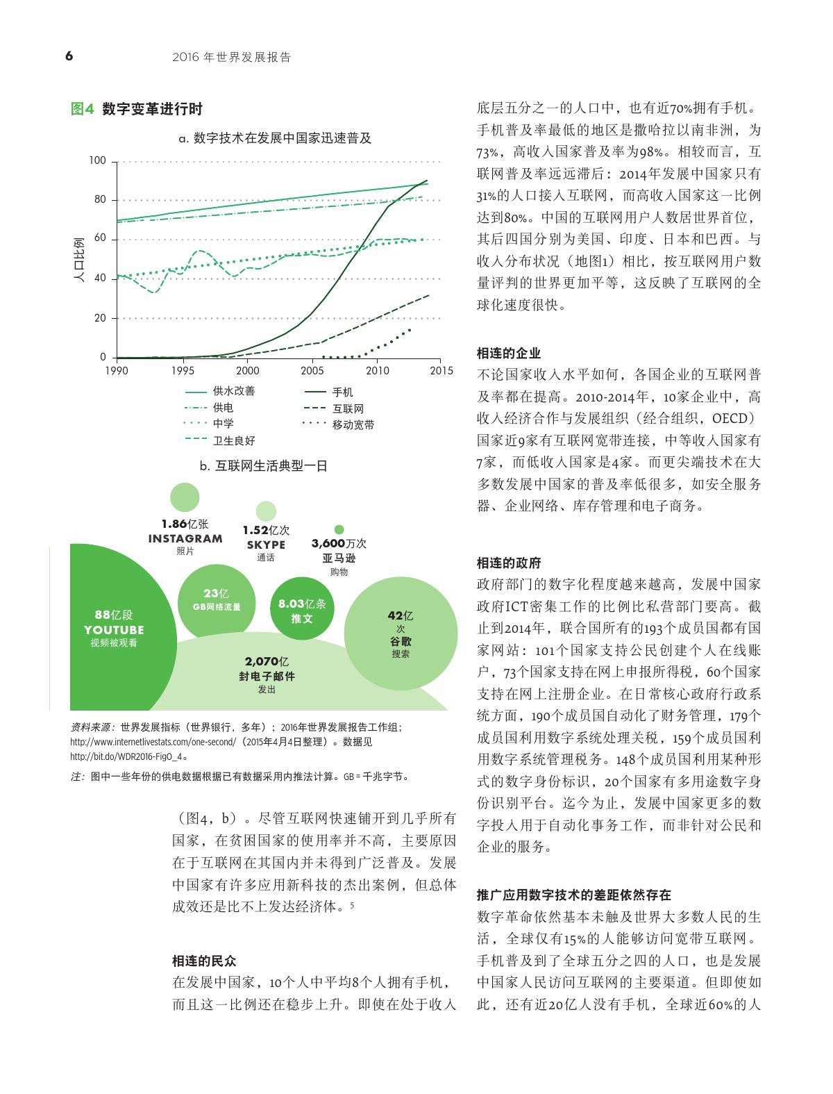 2016年世界发展报告-数字红利_000018