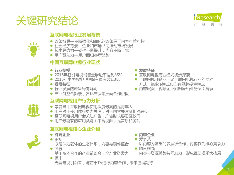 2016年中国互联网电视行业研究报告_000002