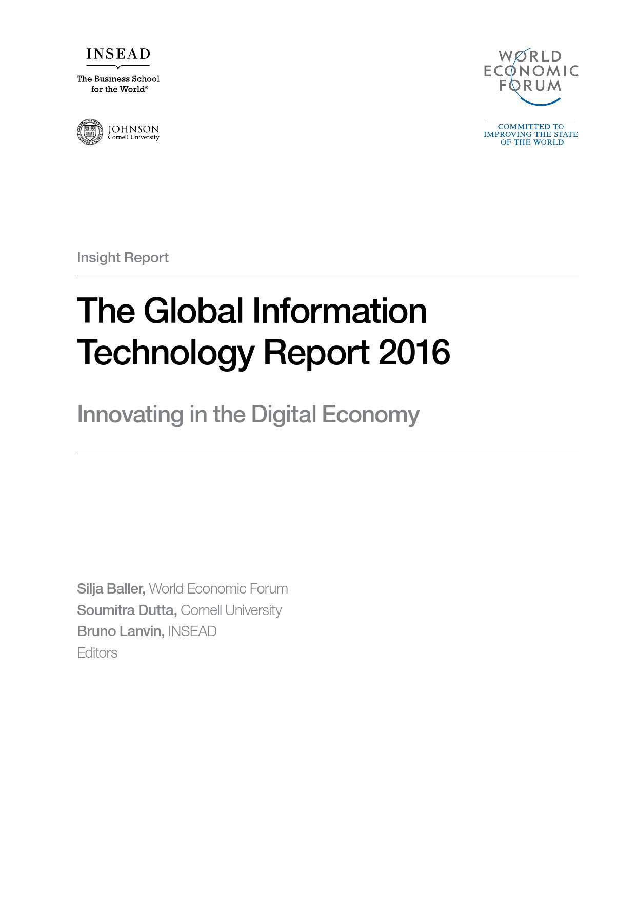 2016 年全球信息技术报告_000002