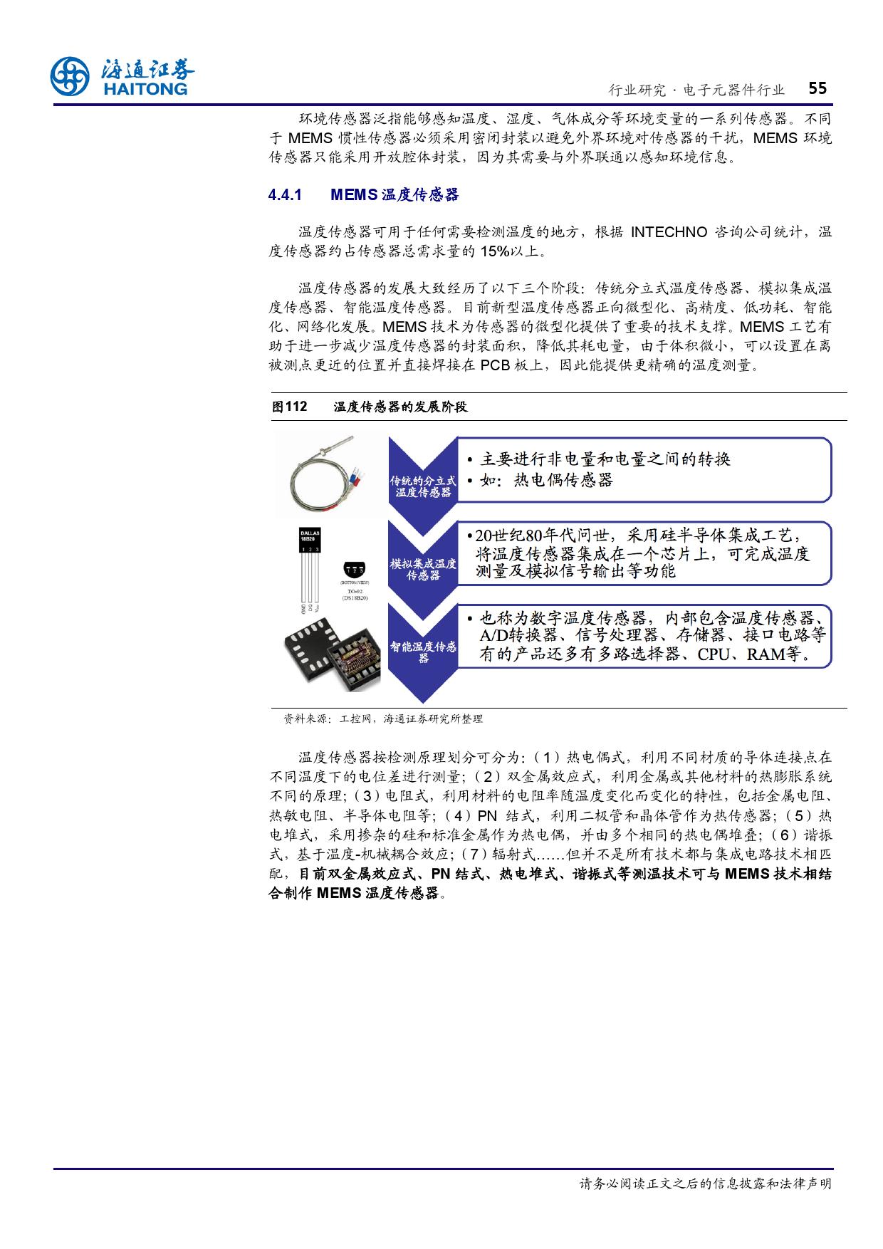 报告全解传感器全球产业链_000055