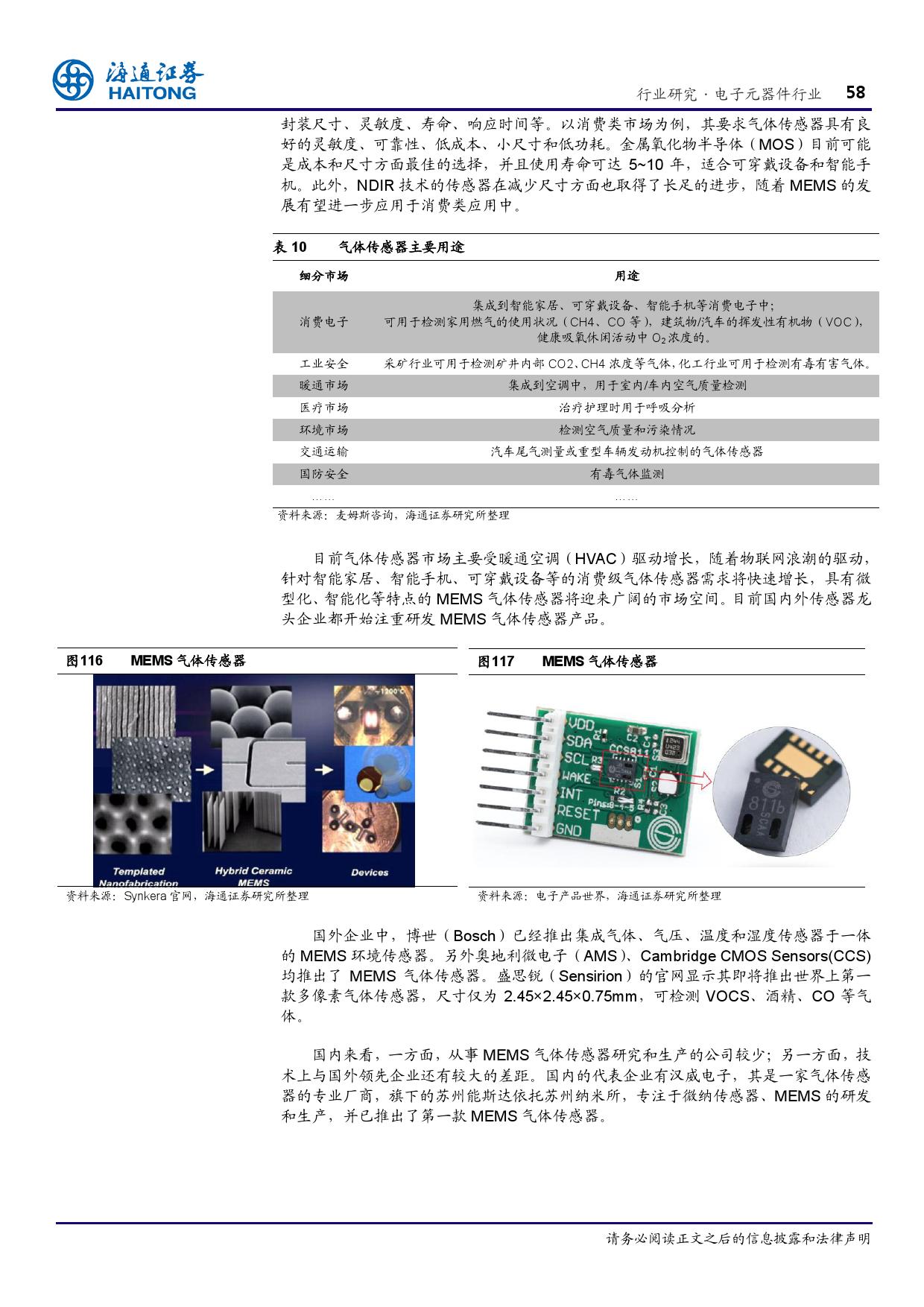 报告全解传感器全球产业链_000058