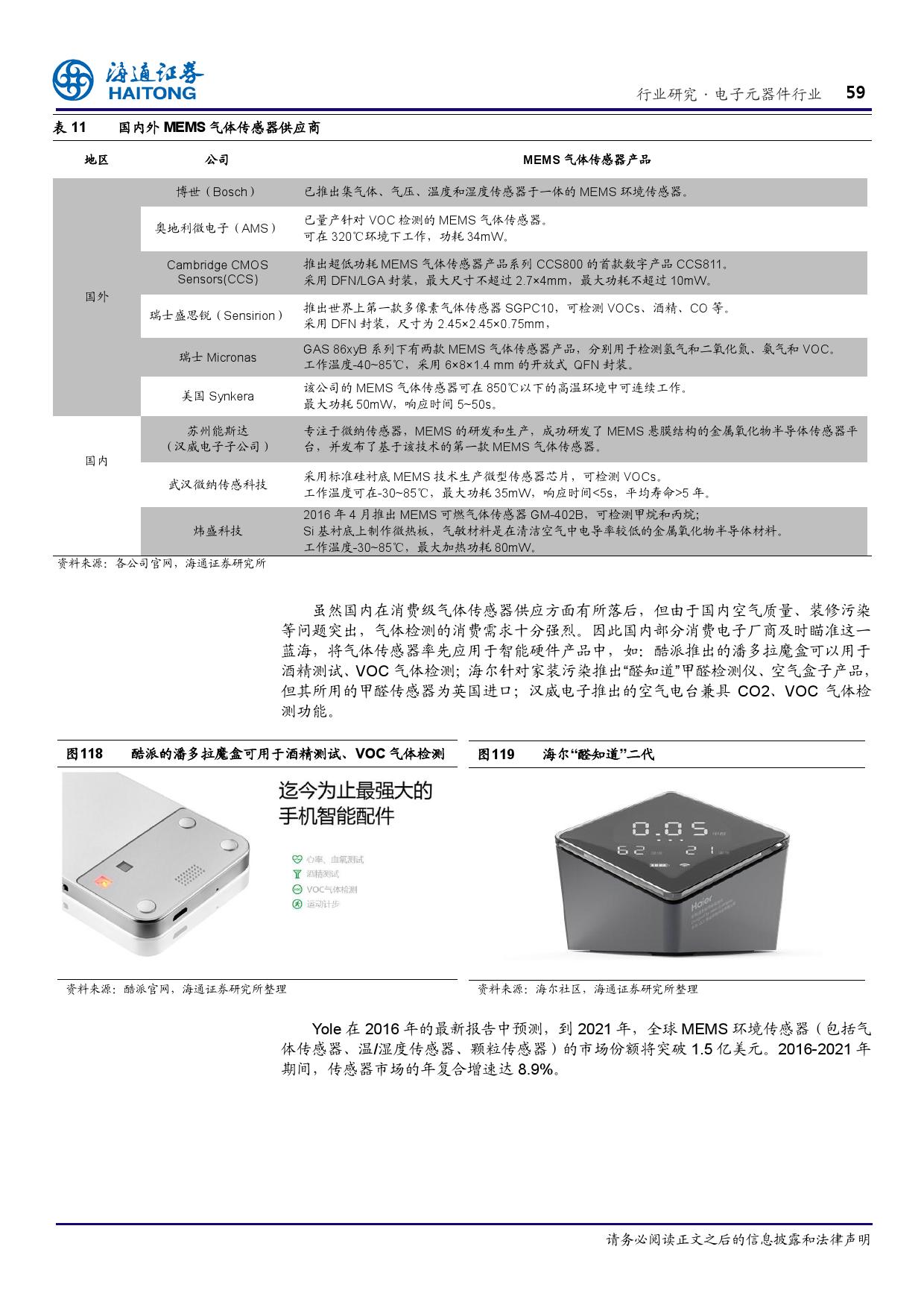 报告全解传感器全球产业链_000059