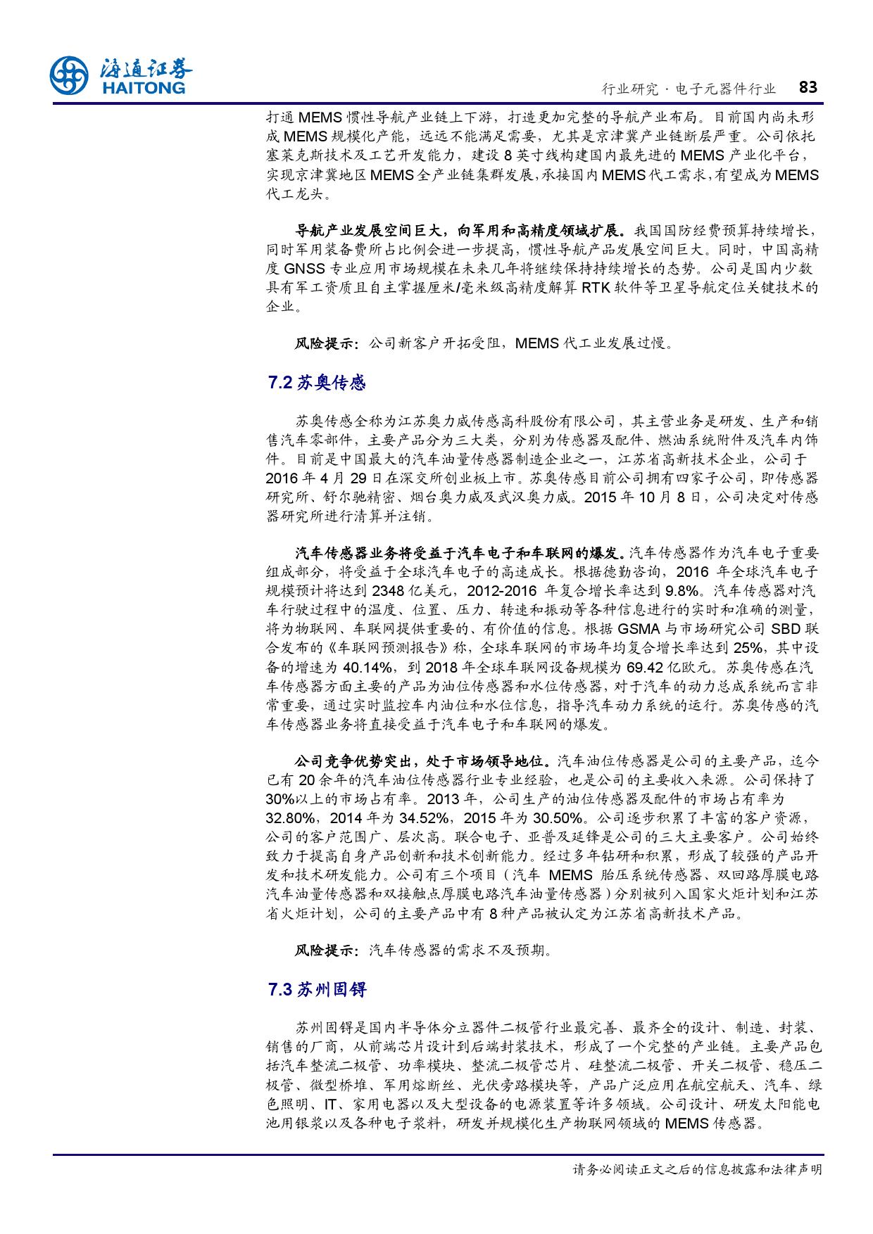 报告全解传感器全球产业链_000083