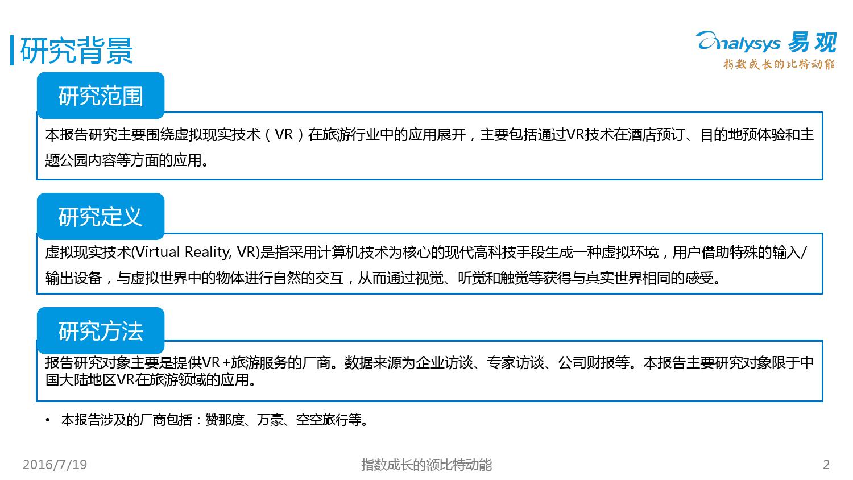 中国VR旅游市场盘点报告2016_000002