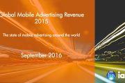 IAB:2015年全球移动广告市场研究报告(附下载)