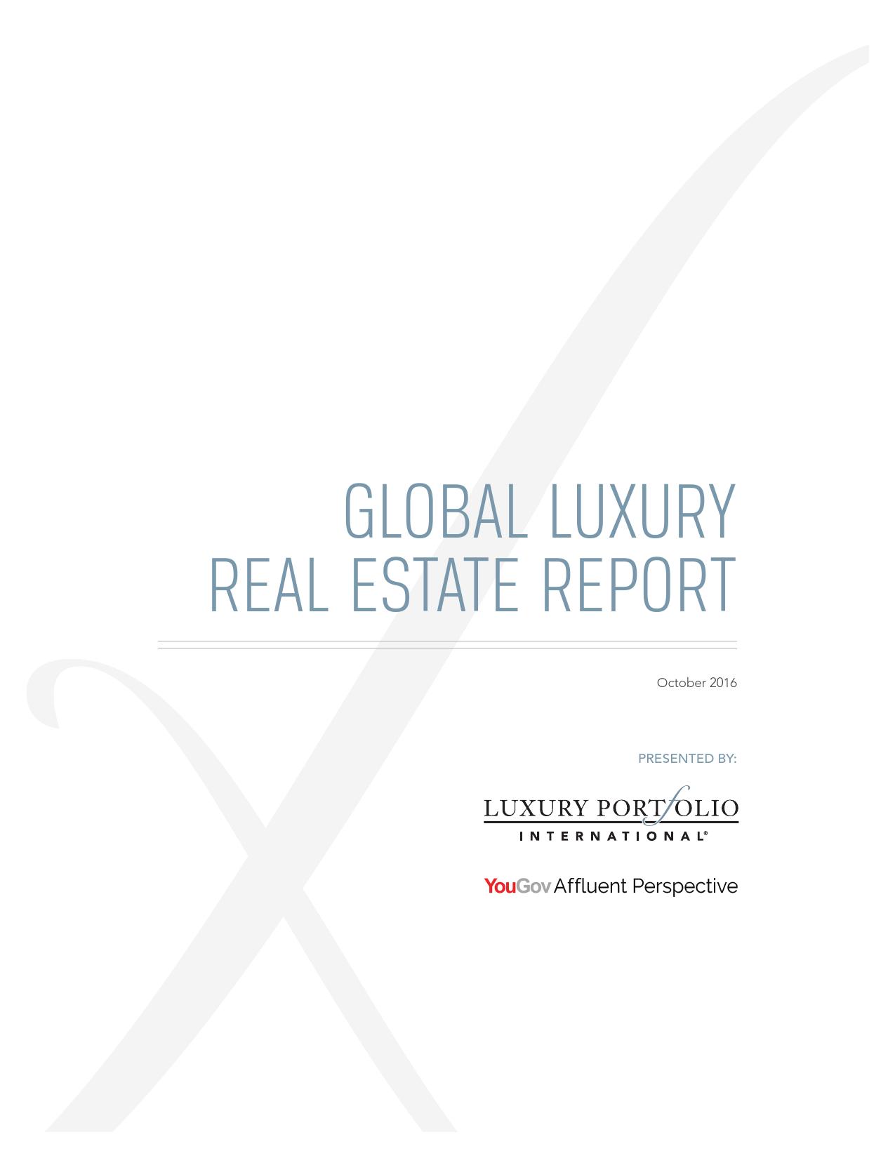 2016全球豪华房地产研究报告_000001
