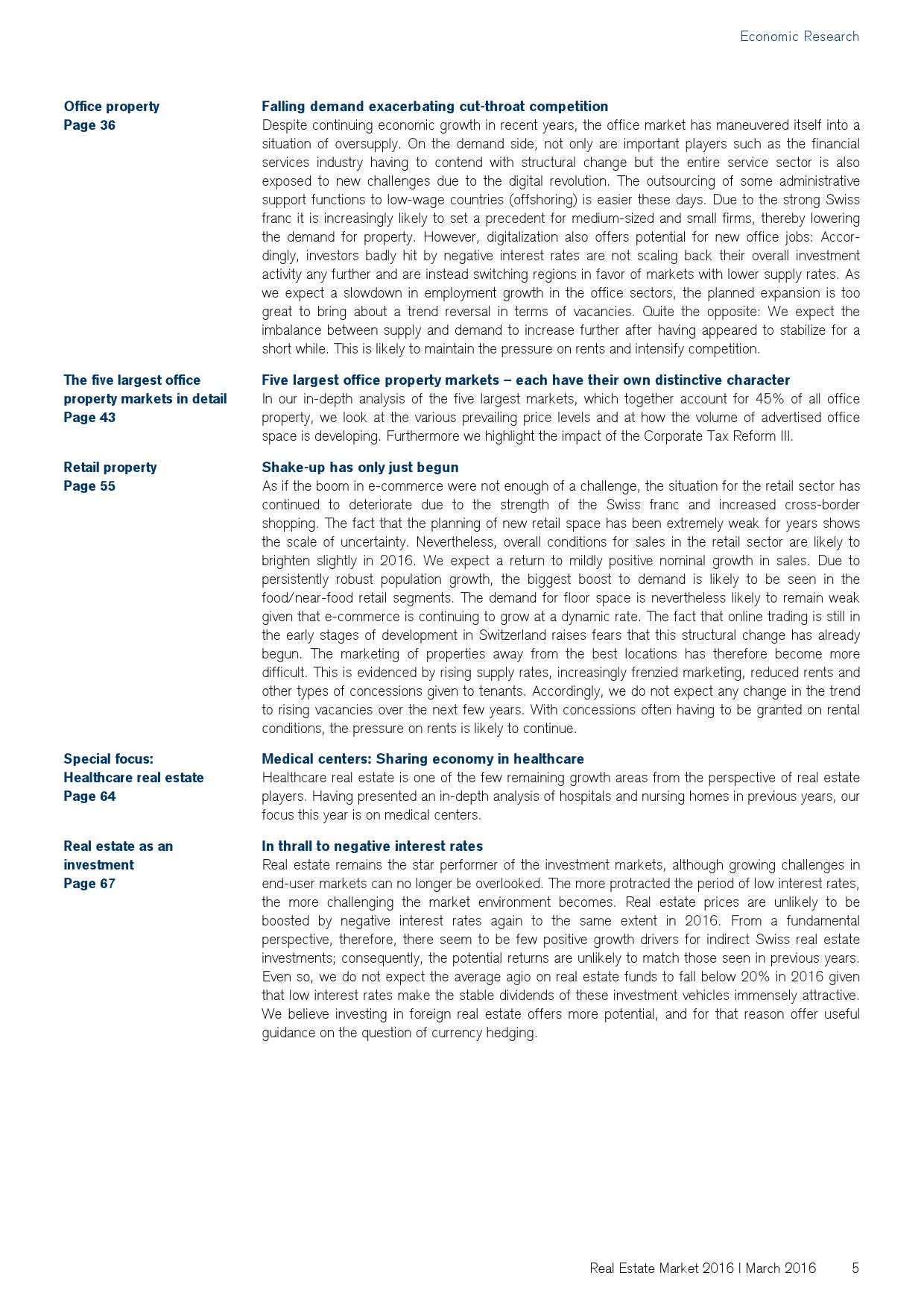 2016年瑞士房地产市场研究报告_000005