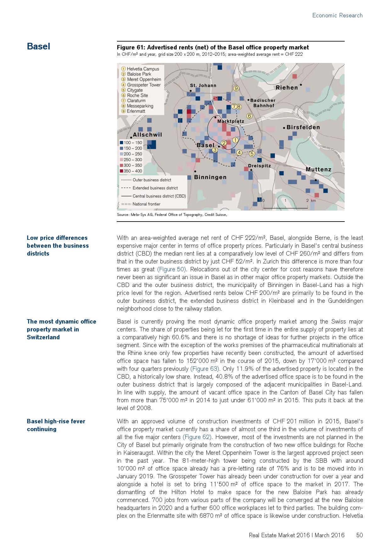 2016年瑞士房地产市场研究报告_000050
