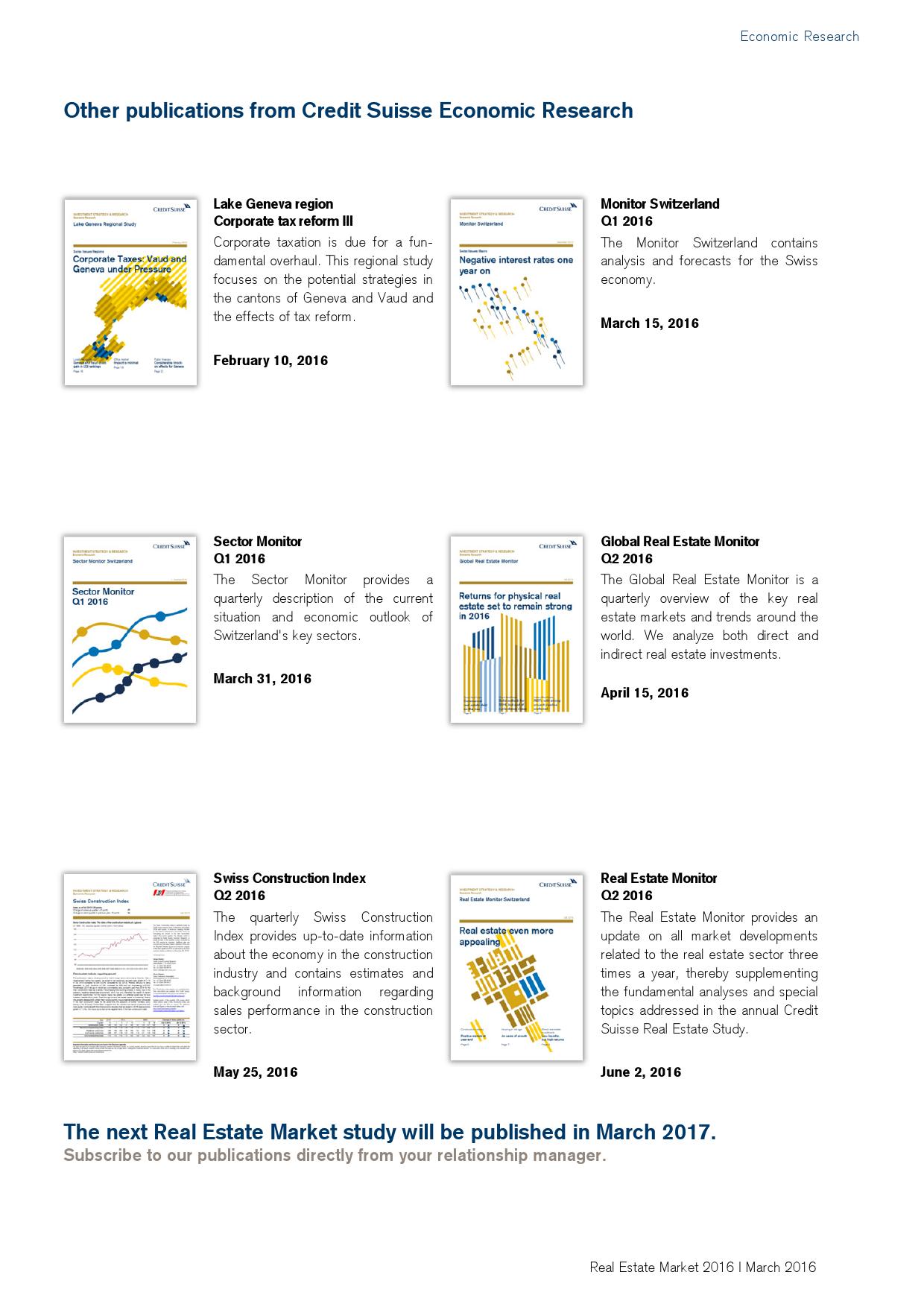2016年瑞士房地产市场研究报告_000083