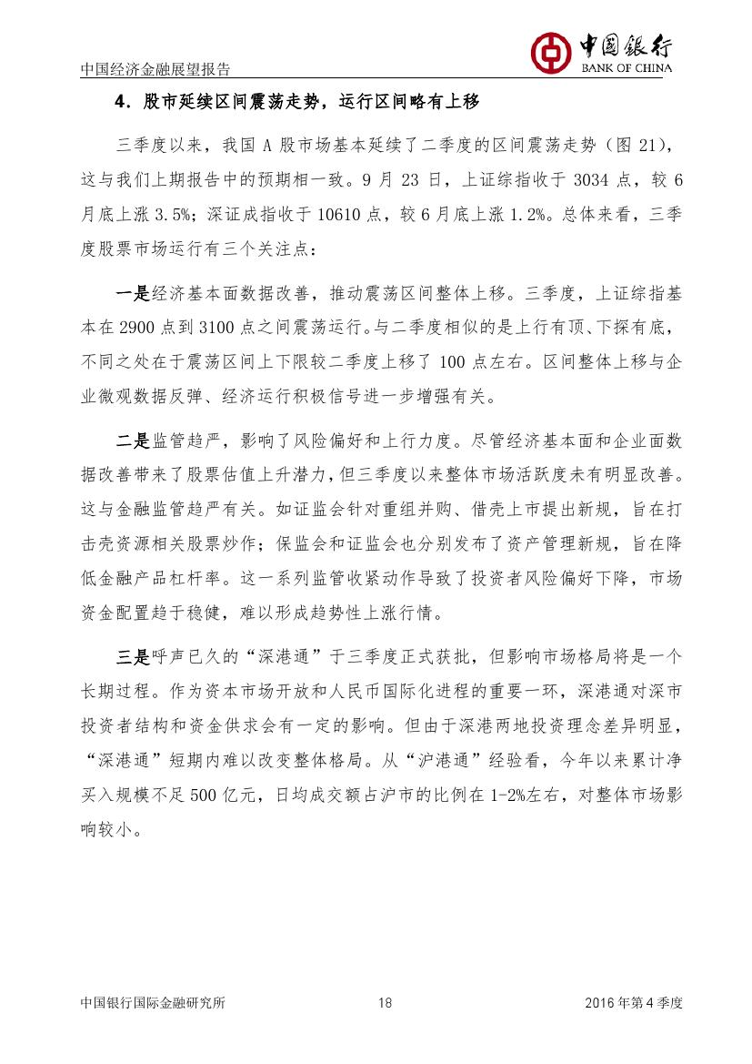 2016年第四季度中国经济金融展望报告_000019