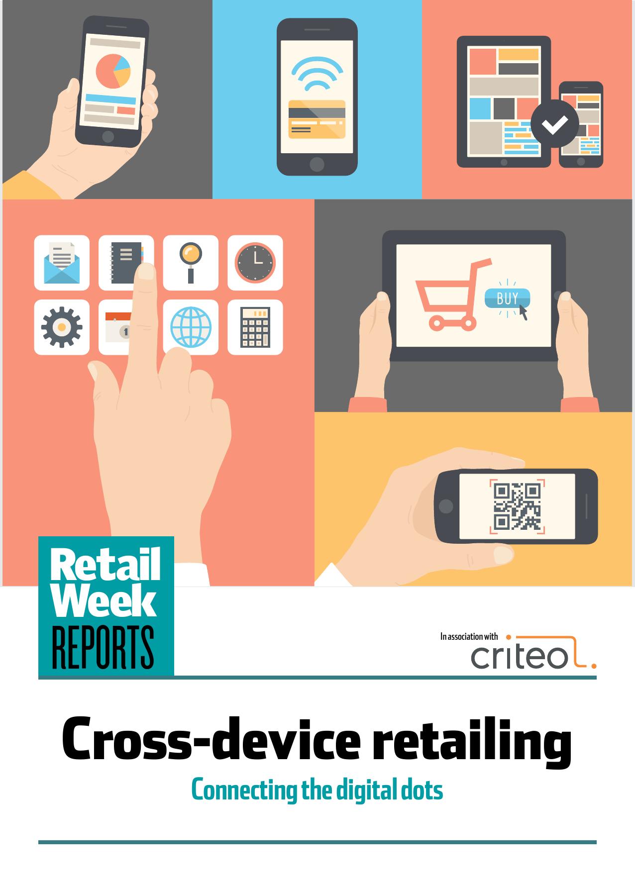 2016年顶级零售商跨屏营销研究报告_000001