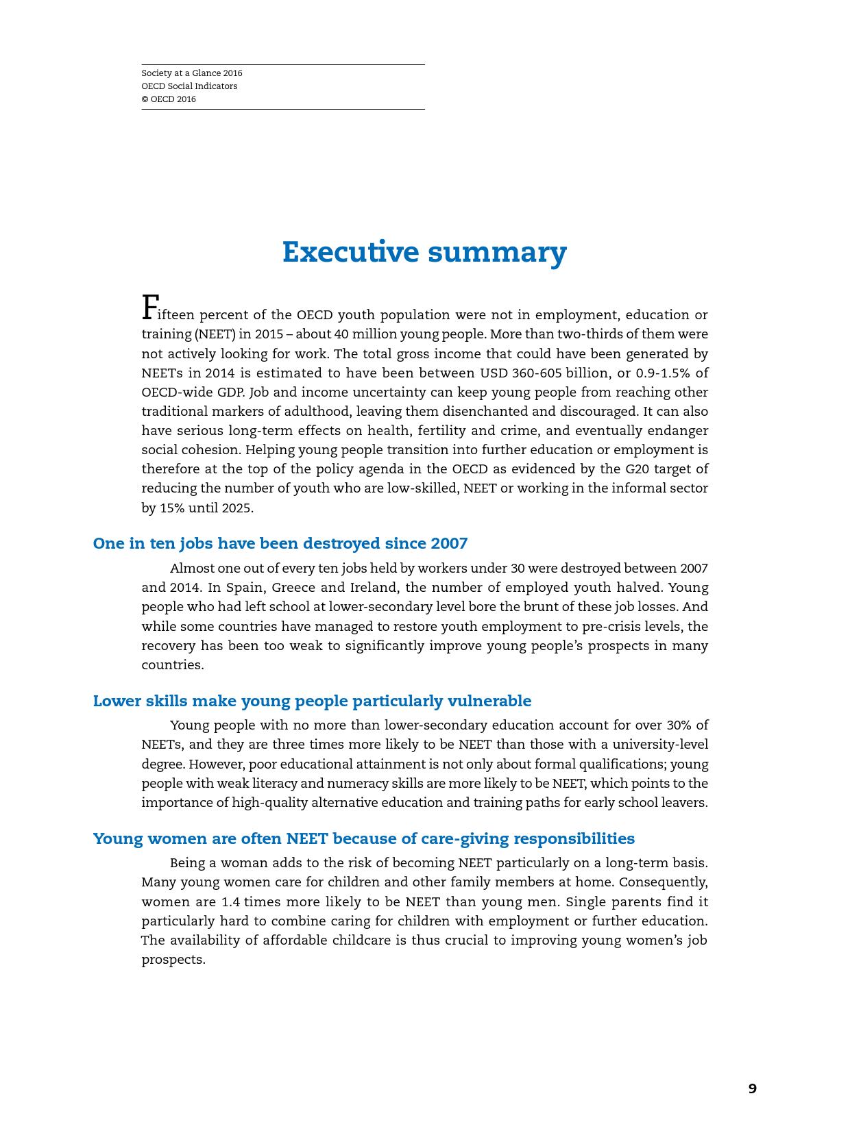 2016年OECD国家社会概览报告_000011