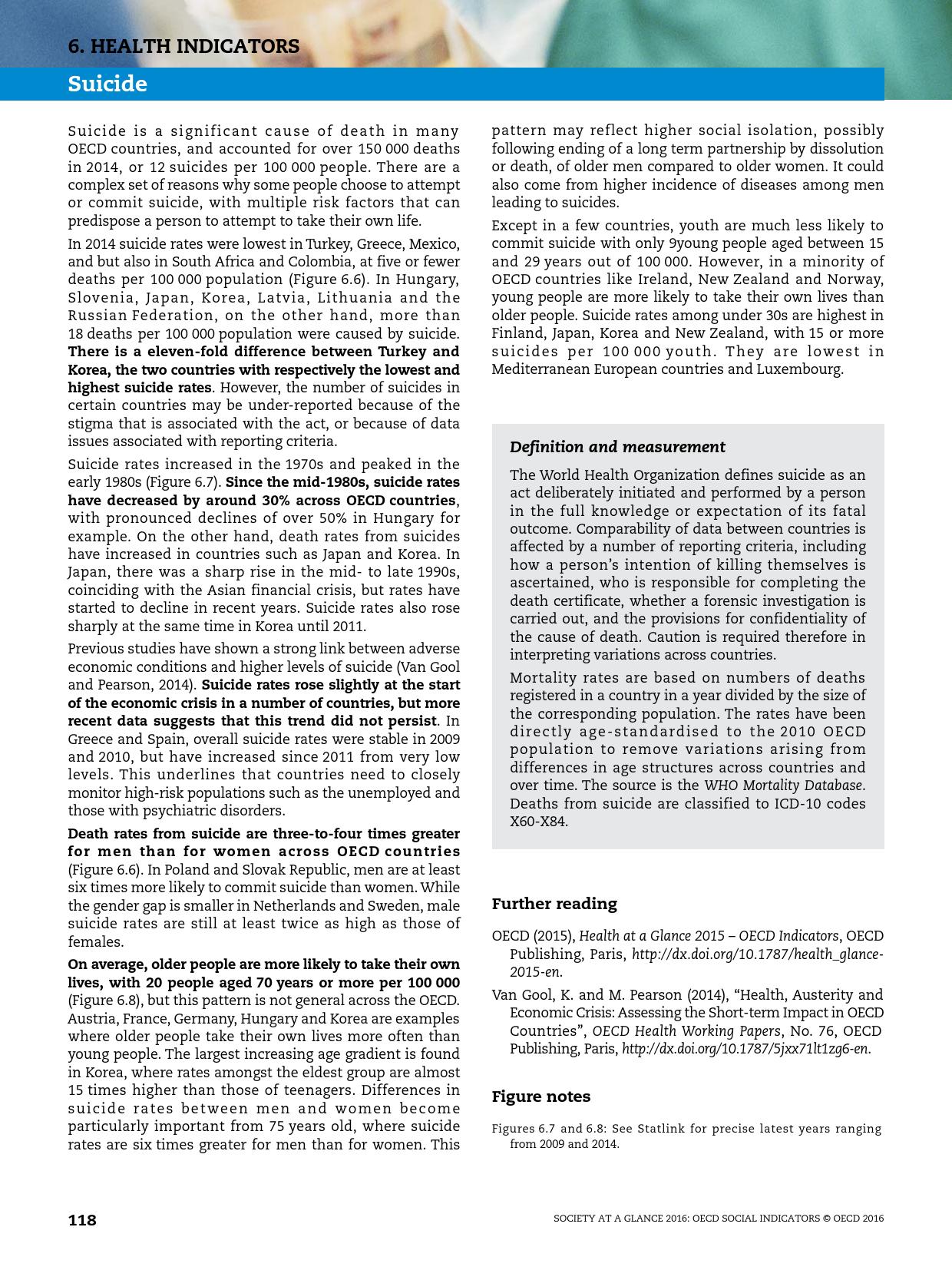 2016年OECD国家社会概览报告_000120