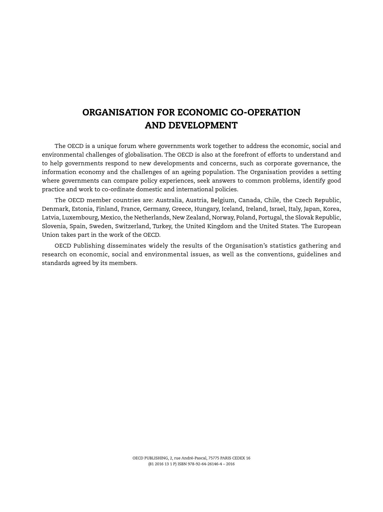 2016年OECD国家社会概览报告_000139