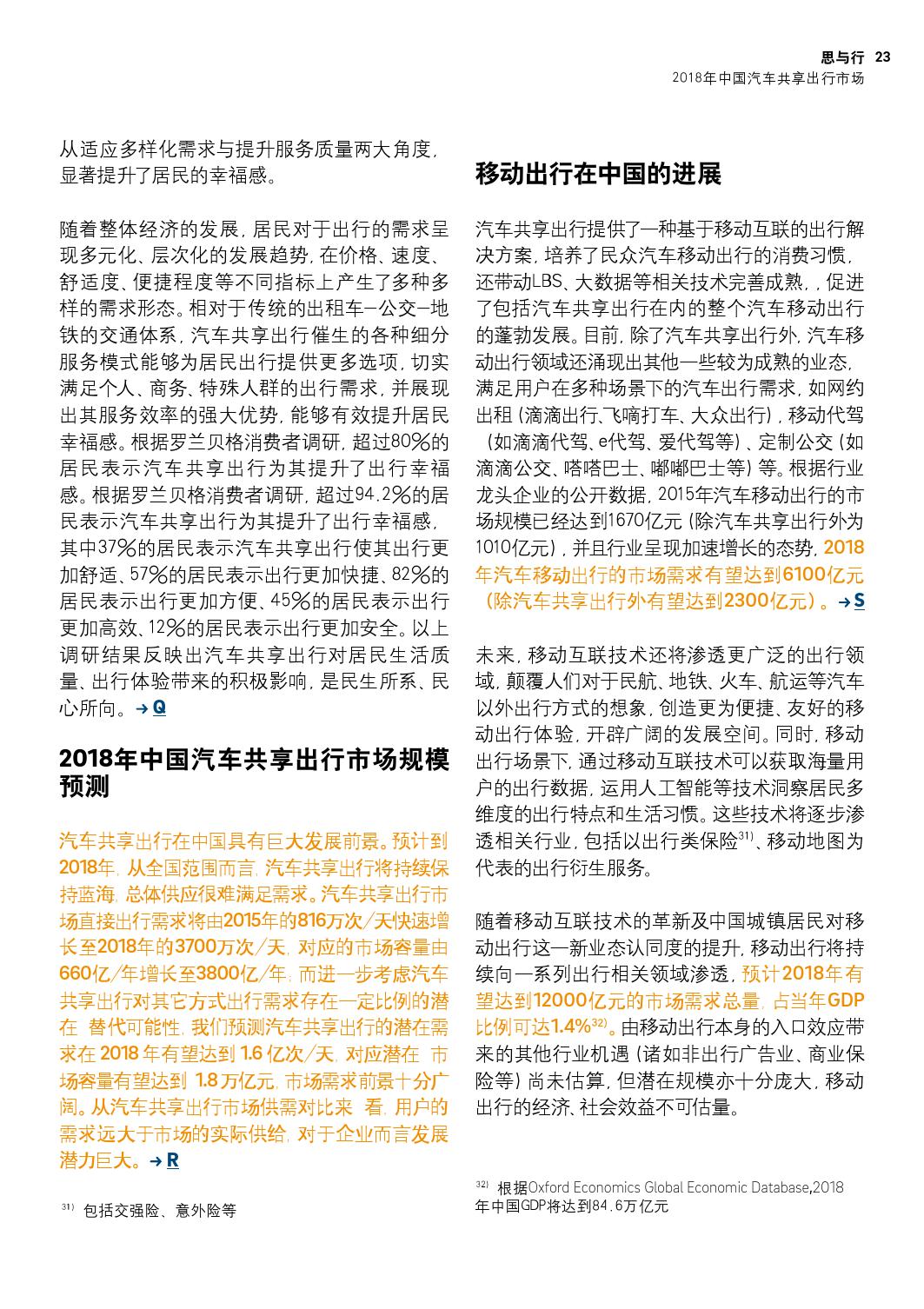 2018年中国汽车共享出行市场分析预测报告_000023