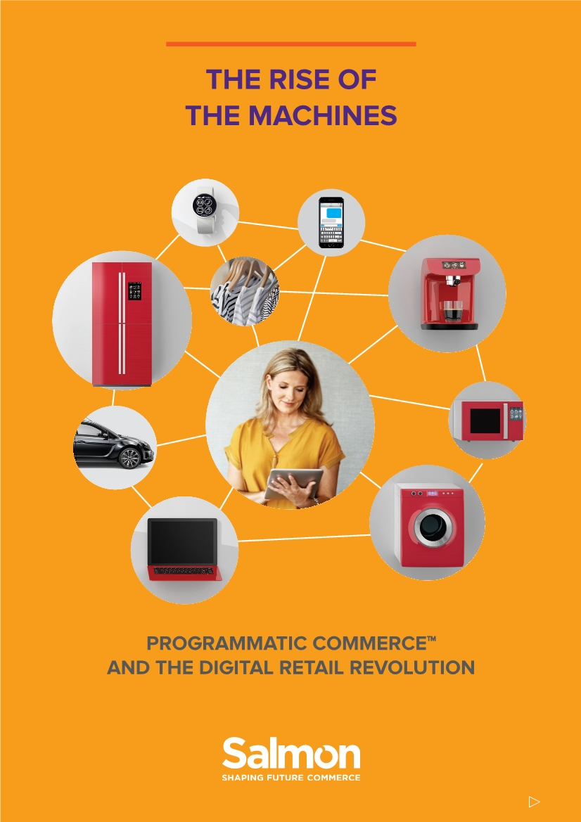 报告:半数英国消费者准备好接受电子商务程序化