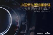 大数据告诉你真相:中国新车营销哪家强(附下载)