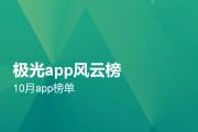 极光数据研究院:2016年10月中国移动应用APP风云榜(附下载)