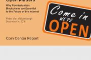 开放的意义:为什么无需许可的区块链对未来互联网至关重要?(附下载)