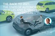 奔向2021:自动驾驶汽车发展现状和重要的行业驱动者名录(123页附下载)