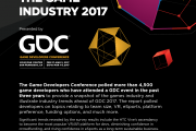 GDC:2017全球游戏产业报告(附下载)