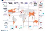CB Insights:美国初创企业占全球比特币和区块链投资交易的55%