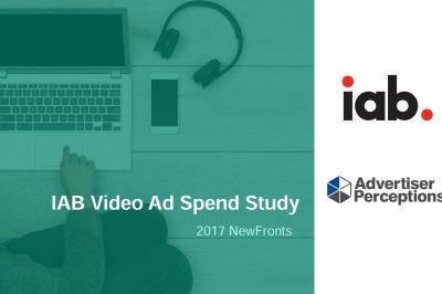 IAB:2017年网络内容前沿——视频广告支出研究报告