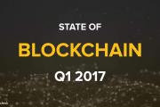 Coindesk:2017年第一季度全球区块链报告(124页)