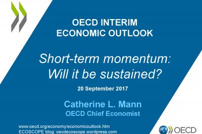 经济合作与发展组织:2017年中经济展望