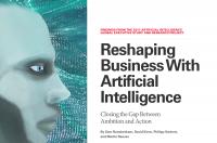 BCG&MIT:企业如何跨越人工智能(AI)应用鸿沟