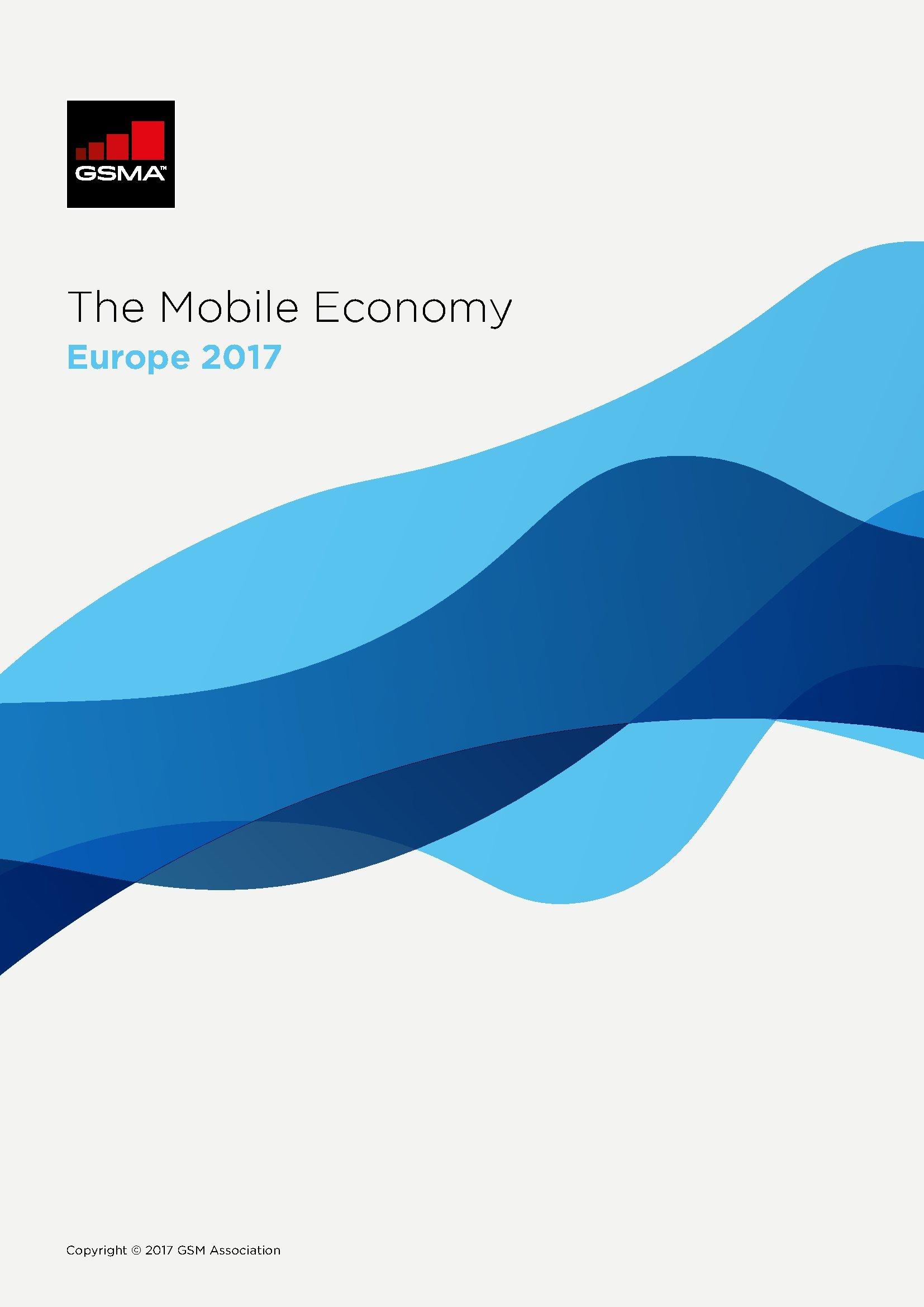 GSMA:2017年欧洲移动经济报告
