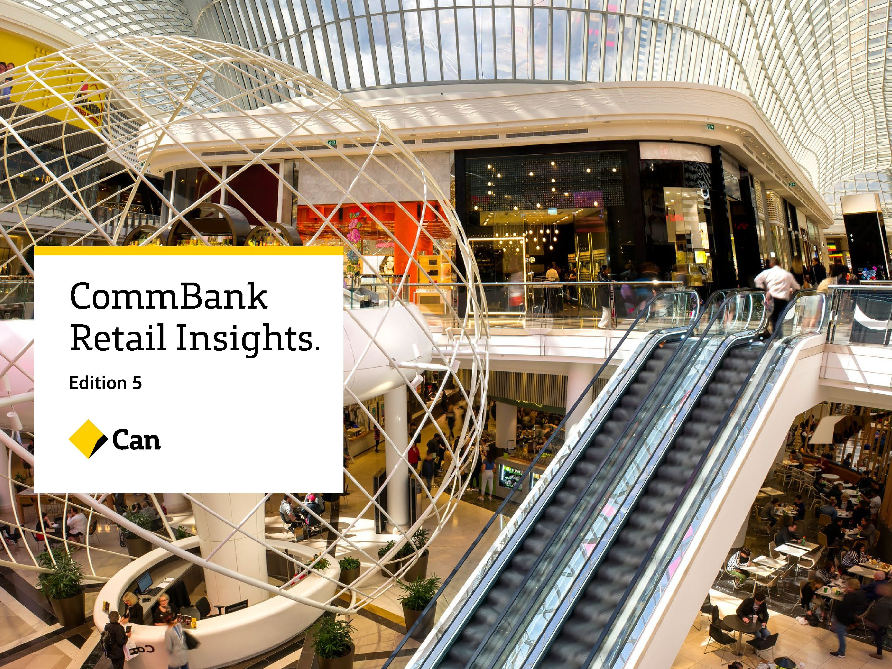 CommBank:零售业洞察