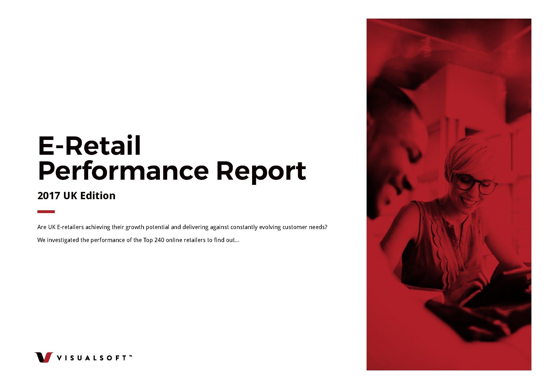 Visualsoft:2017年英国电子零售业报告