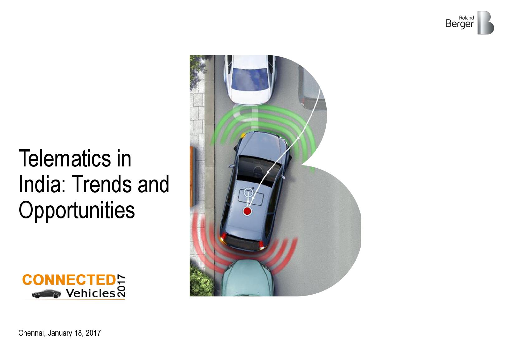 罗兰贝格:2017印度汽车电子市场机会研究(附下载)