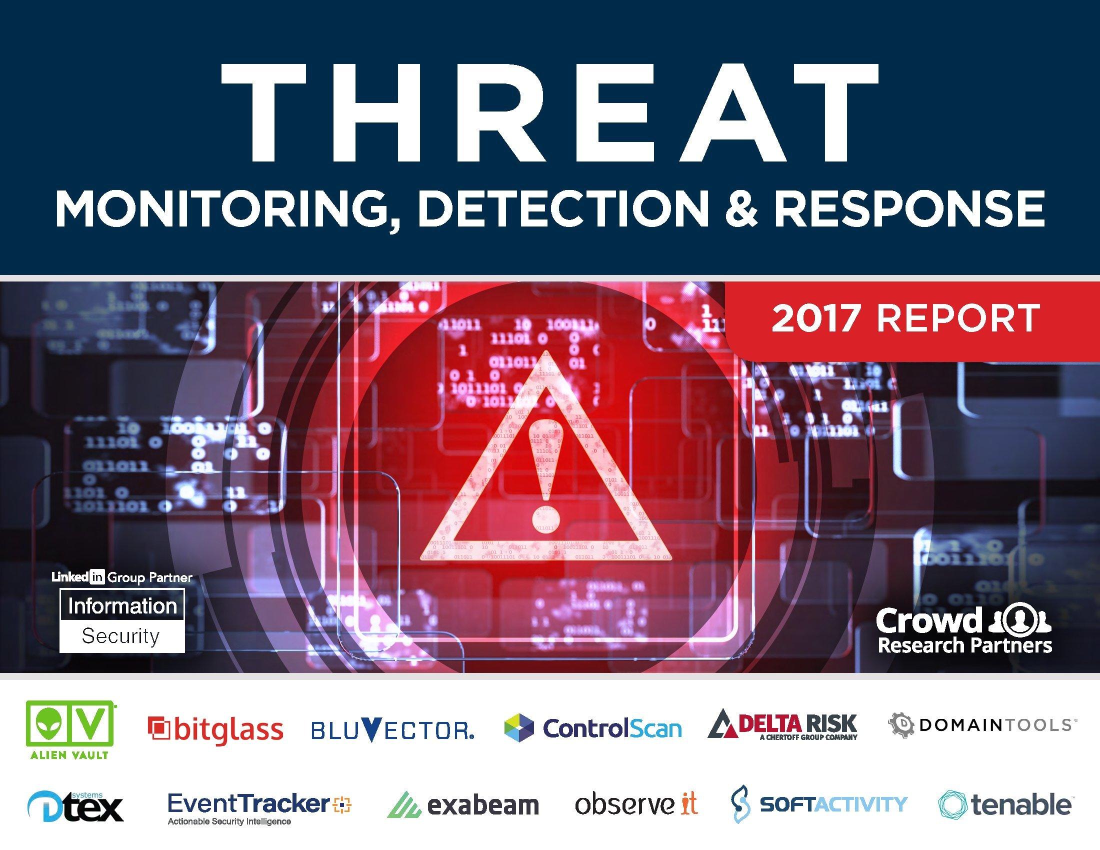 Crowd Research:2017年威胁、监测、检测和响应报告