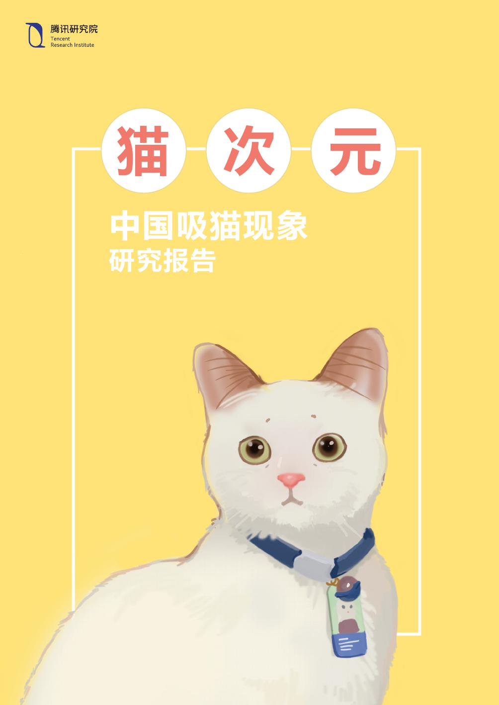 腾讯研究院:中国猫次元经济现象研究(附下载)
