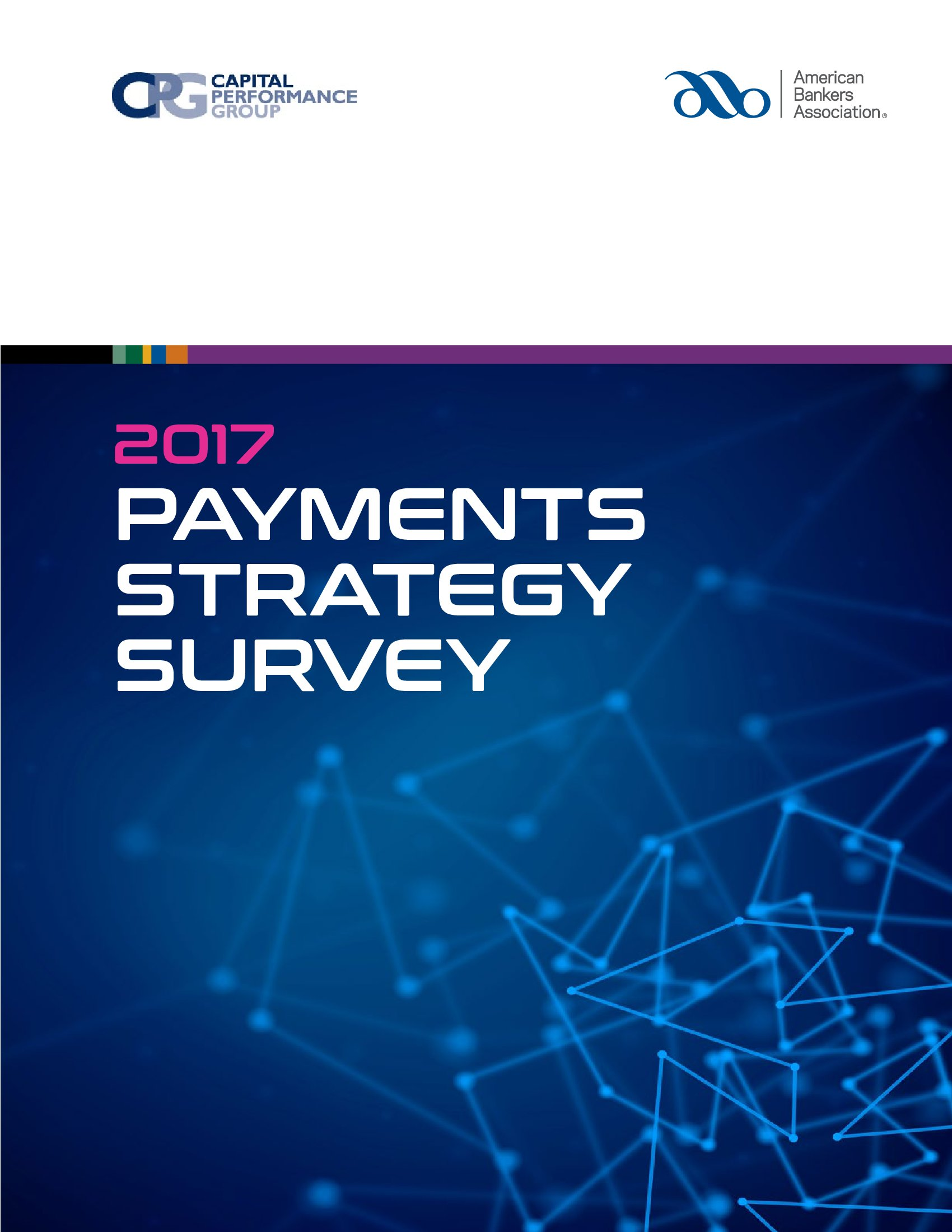 CPG:2017年支付策略调查报告