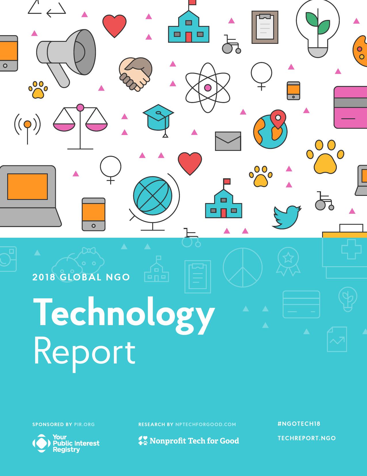 2018年全球非政府组织技术报告
