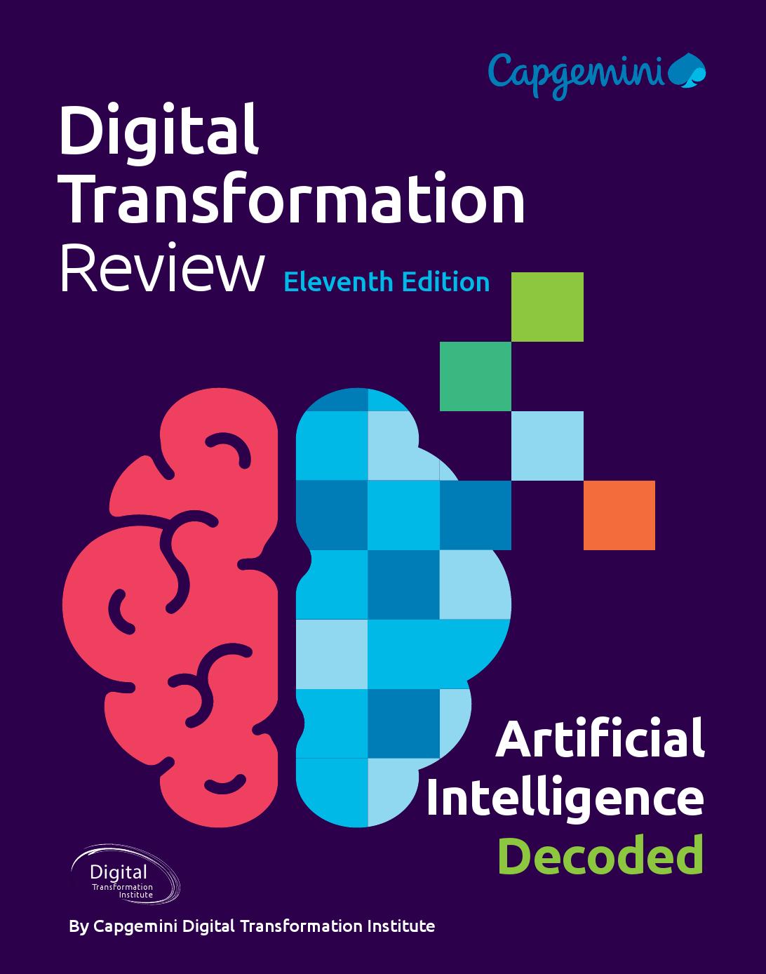 数字化转型报告:破译人工智能
