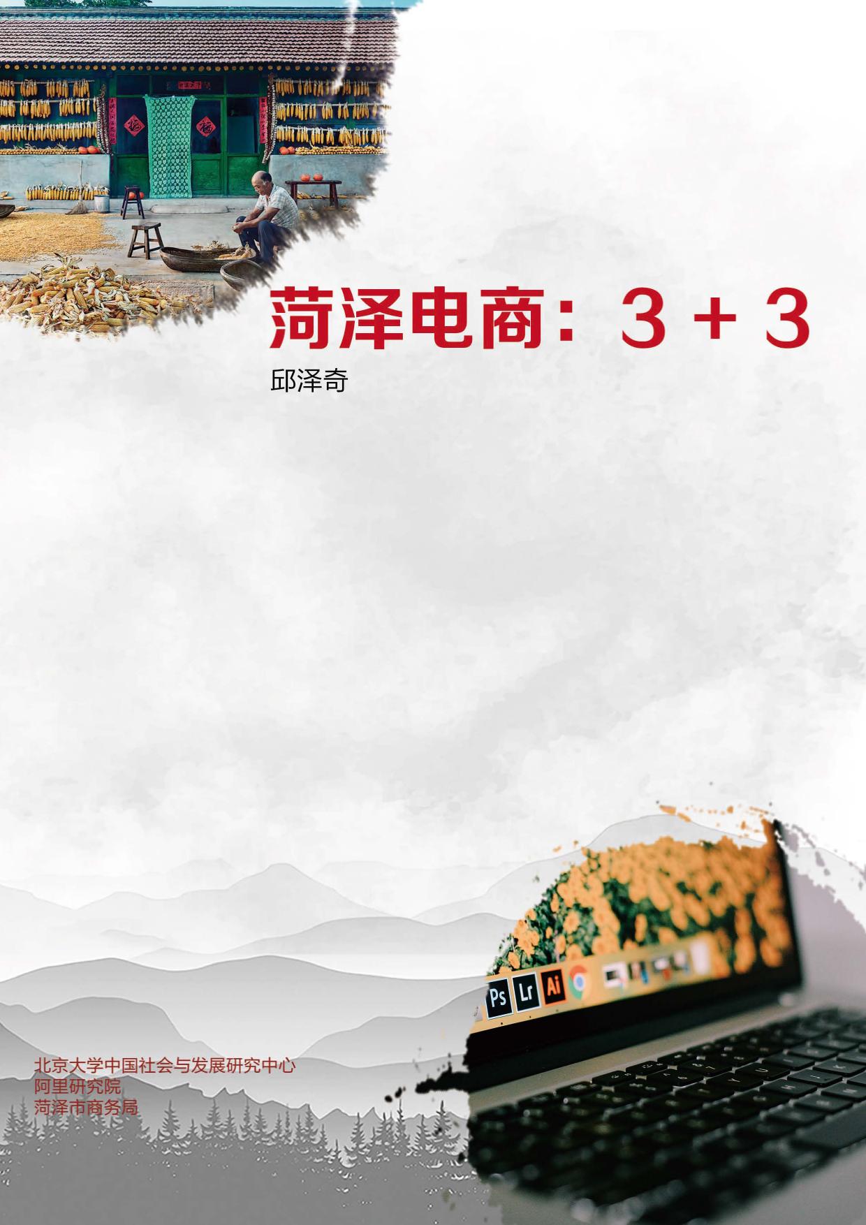 阿里研究院:农村电商,为什么是菏泽?(附下载)