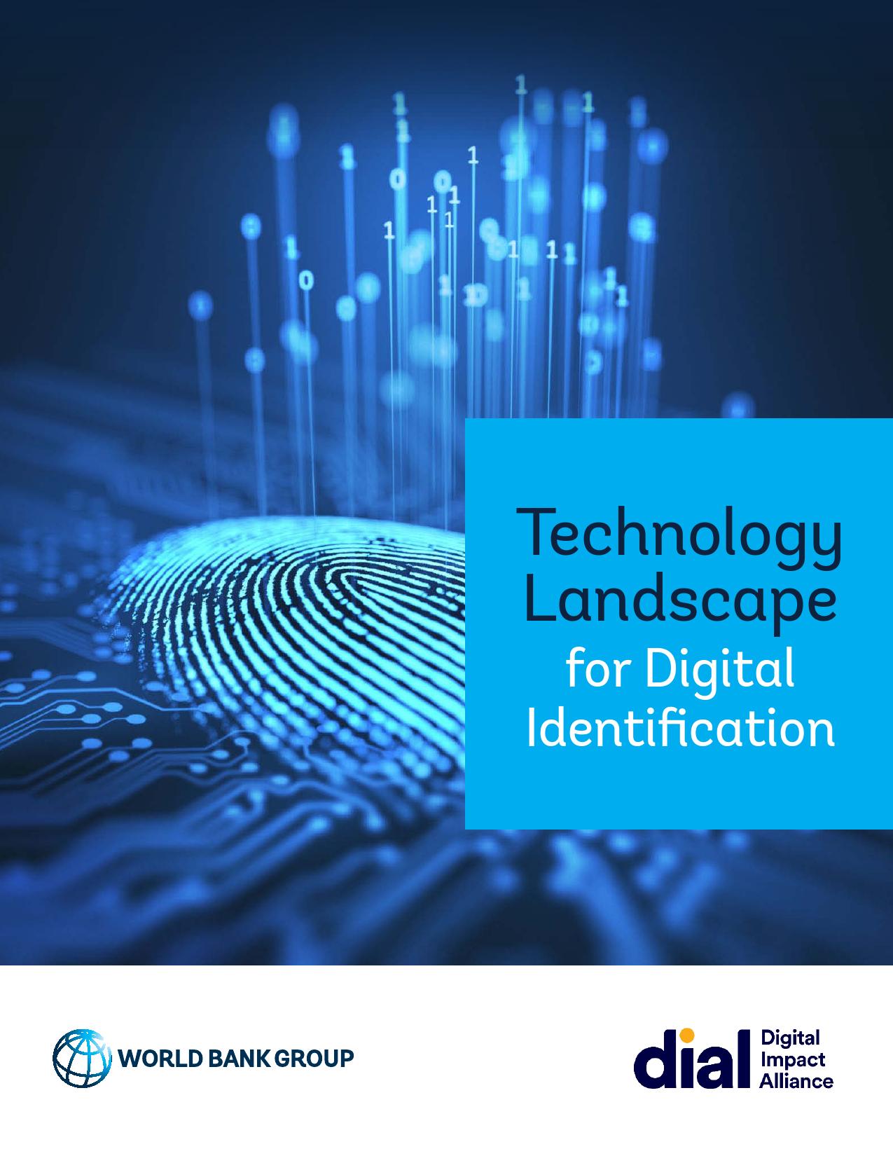 世界银行:解密数字识别技术报告(附下载)