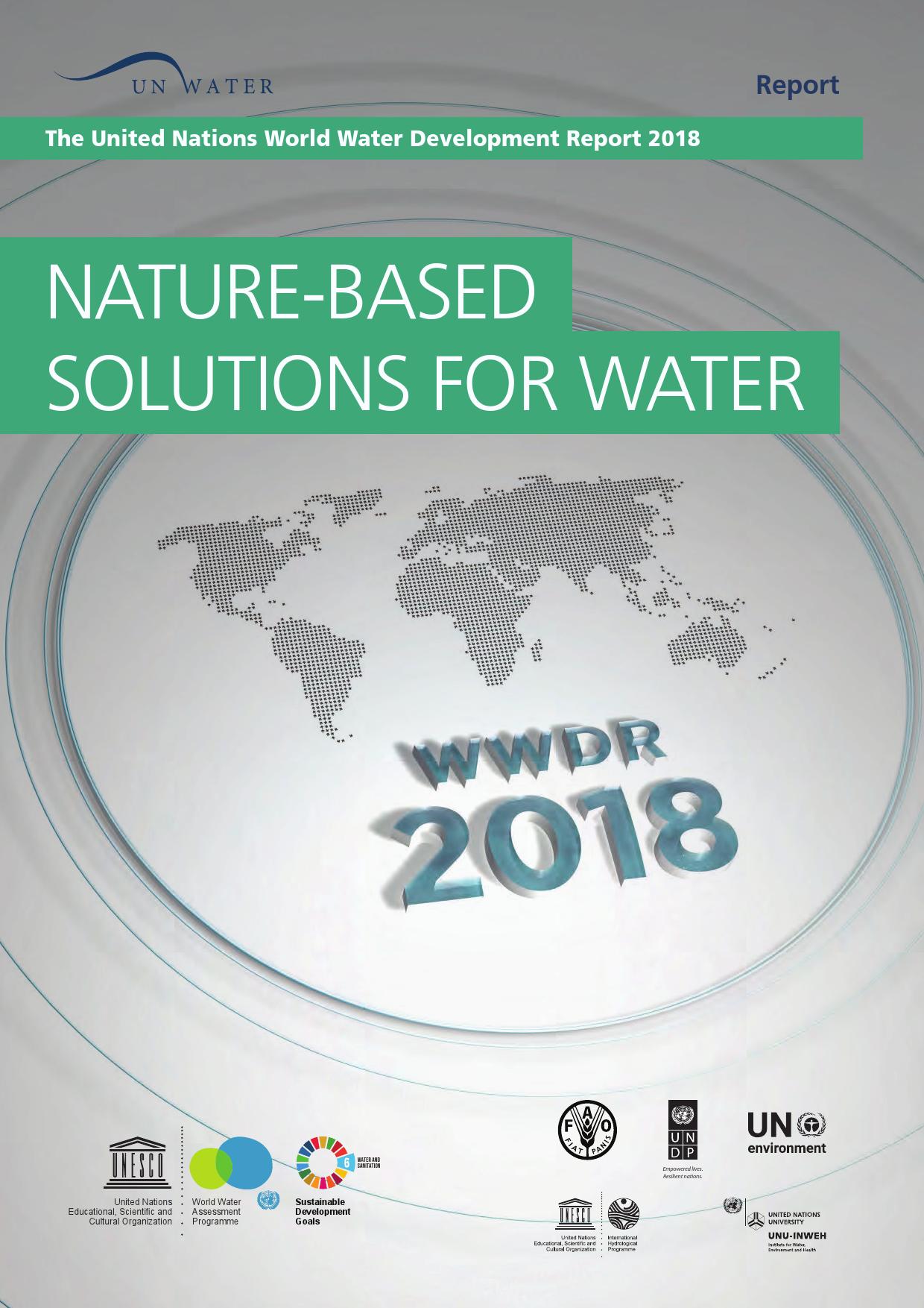 联合国:2018年世界水资源开发报告(附下载)